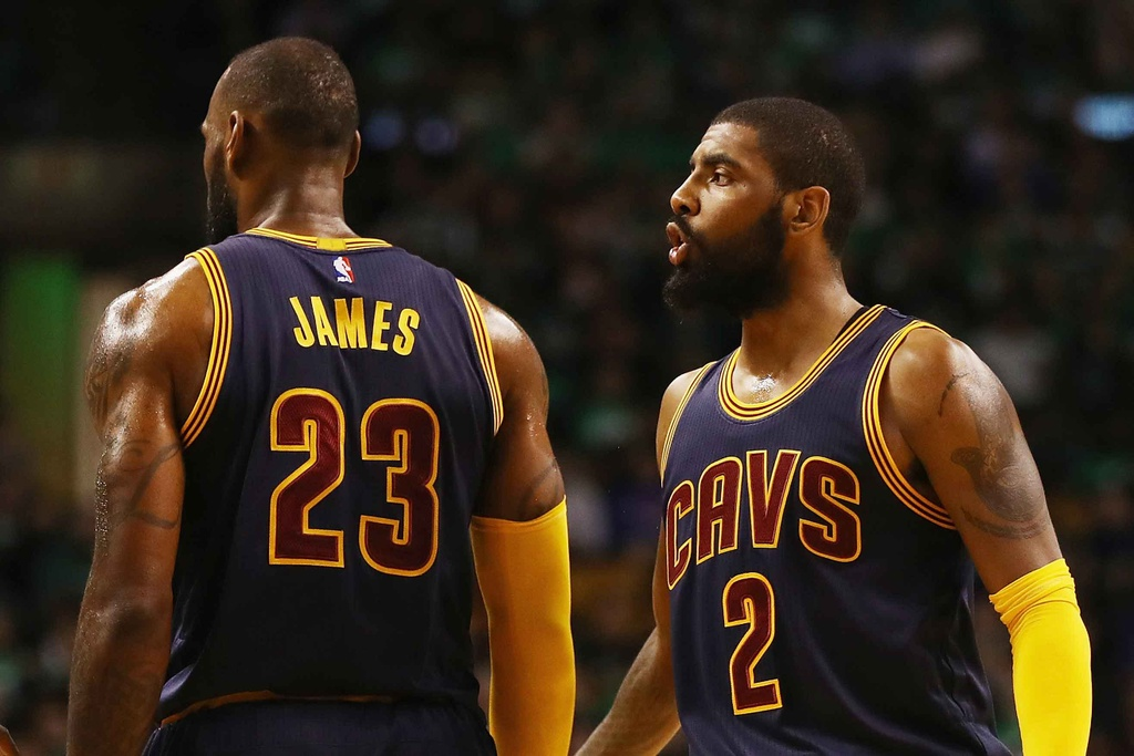 King James pha ky luc cua Michael Jordan dua Cavaliers vao chung ket hinh anh 8