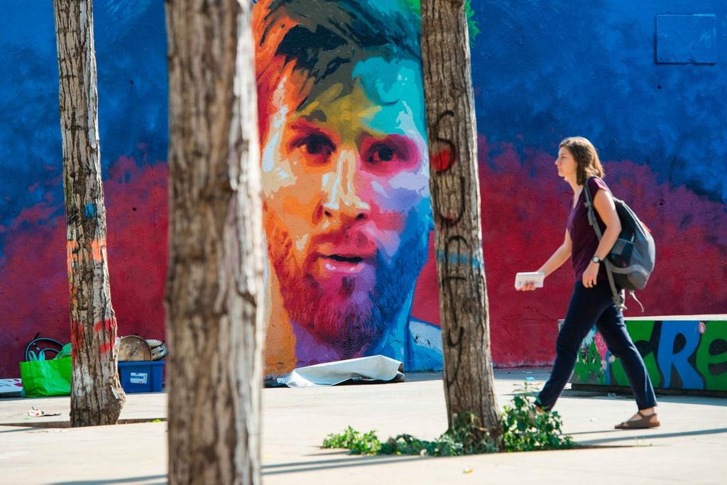Thanh pho Rosario trang hoang don le cuoi cua Messi hinh anh 2