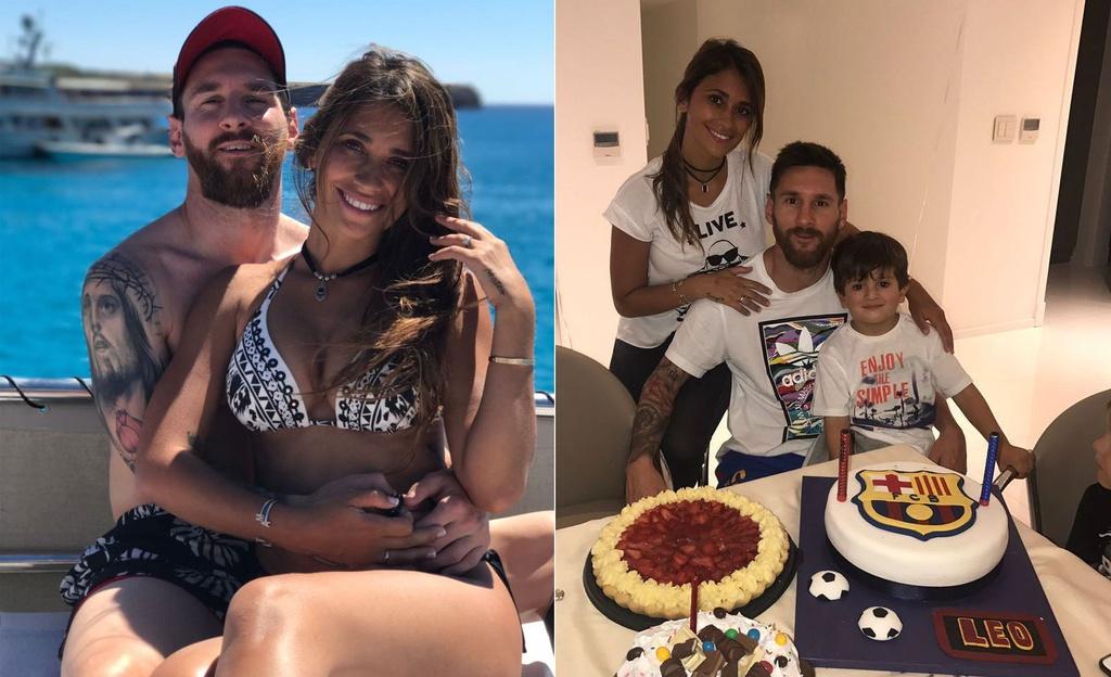 Thanh pho Rosario trang hoang don le cuoi cua Messi hinh anh 1