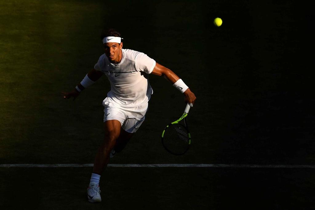 Nadal lan dau vao vong 3 Wimbledon sau 3 nam hinh anh 2