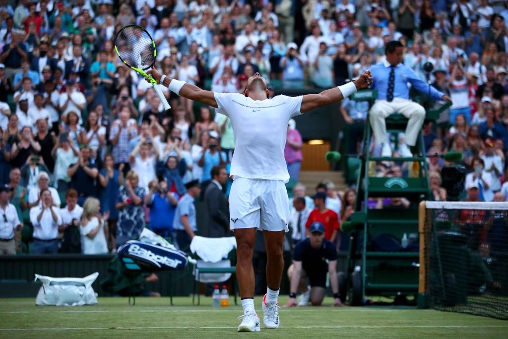 Nadal lan dau vao vong 3 Wimbledon sau 3 nam hinh anh 5