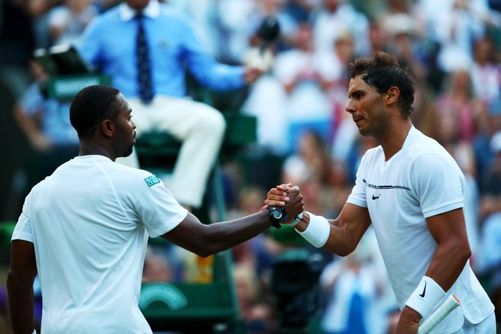 Nadal lan dau vao vong 3 Wimbledon sau 3 nam hinh anh 6