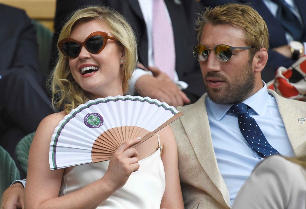 Beckham dua me den san co vu Murray anh 7