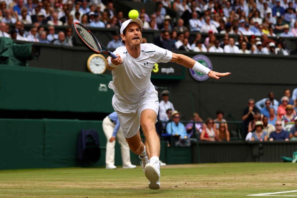 Murray chia tay Wimbledon anh 5