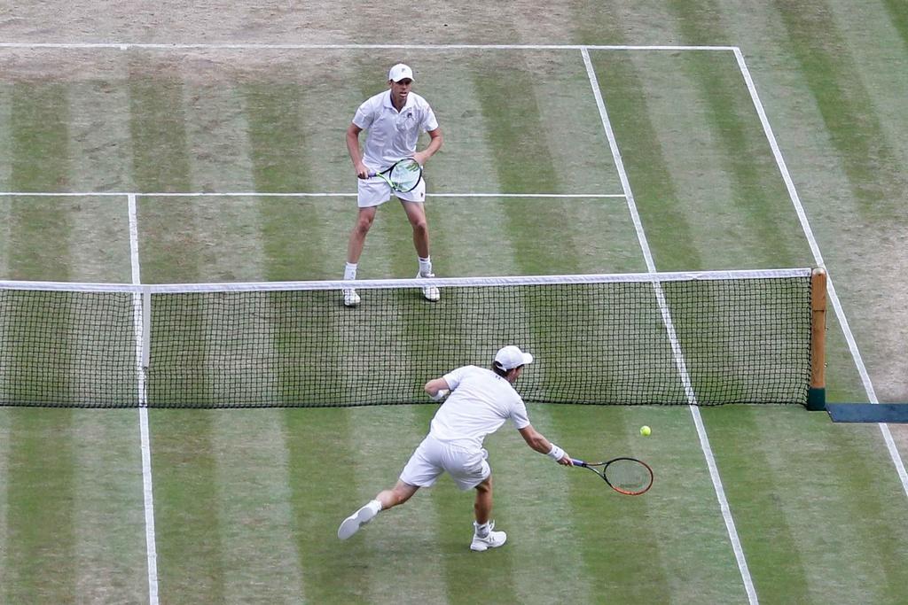 Murray chia tay Wimbledon anh 7