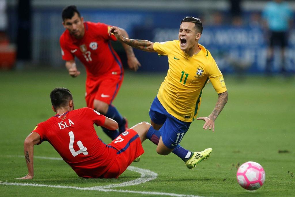 Thua dam Brazil, duong kim vo dich Nam My mat ve du World Cup hinh anh 2