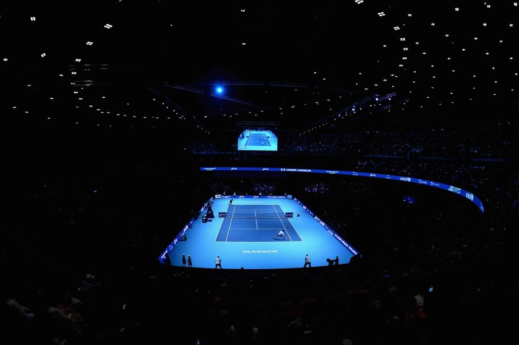 Federer mac vay danh bai Murray hinh anh 2