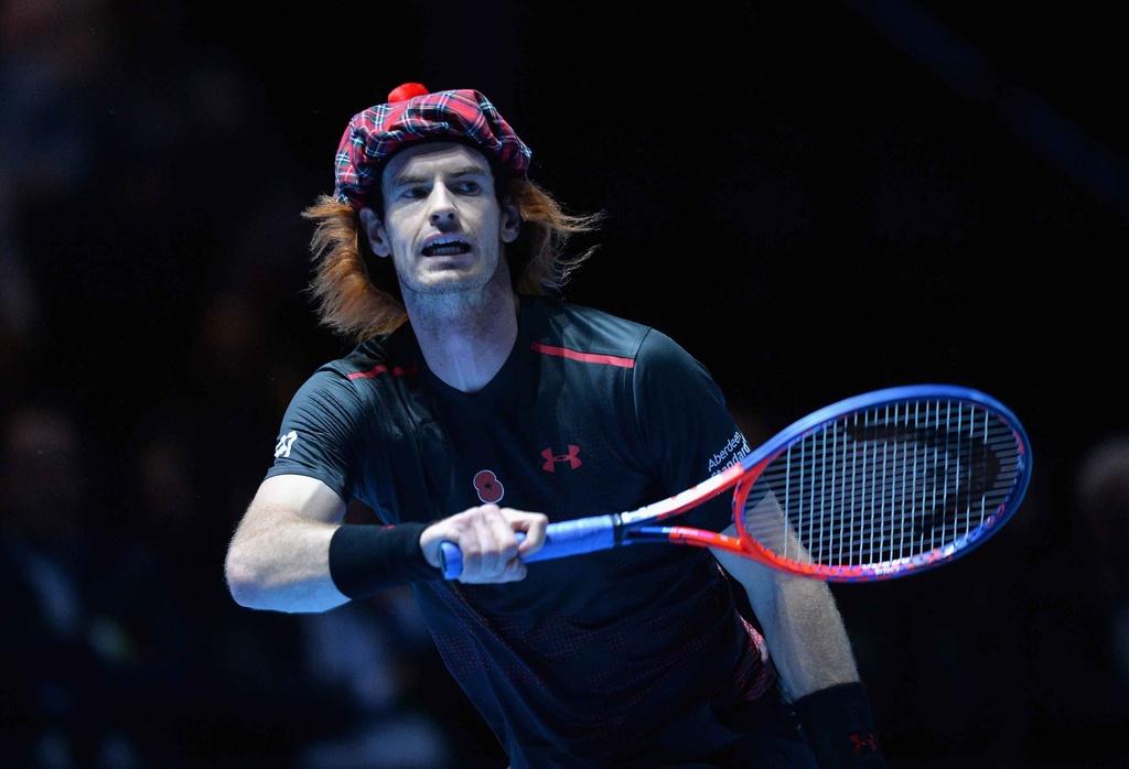 Federer mac vay danh bai Murray hinh anh 10