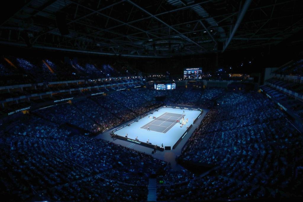 Federer chua the co tran chung ket ATP Finals thu 11 hinh anh 1