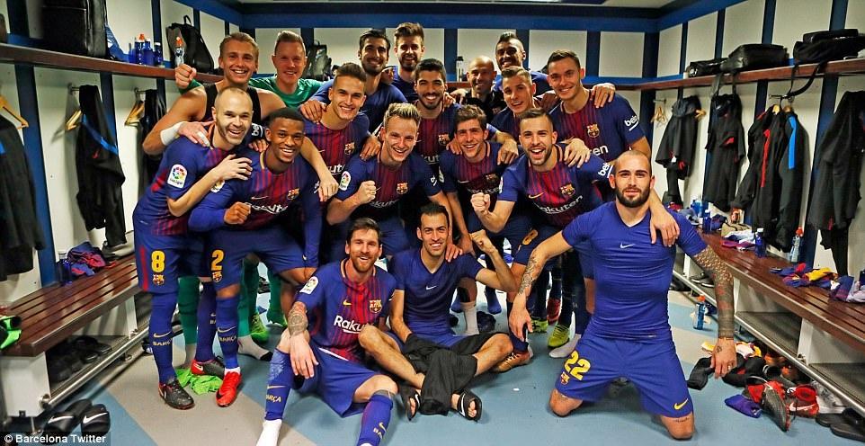 Roi mat giay, Messi van tung don ket lieu Real hinh anh 8