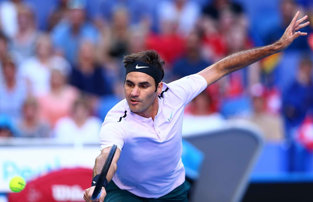 Federer gianh danh hieu dau tien trong nam moi hinh anh 4