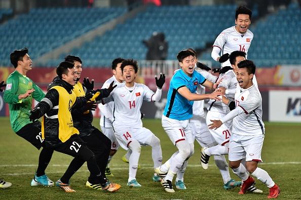 U23 Viet Nam - mot the he dot pha hinh anh 1