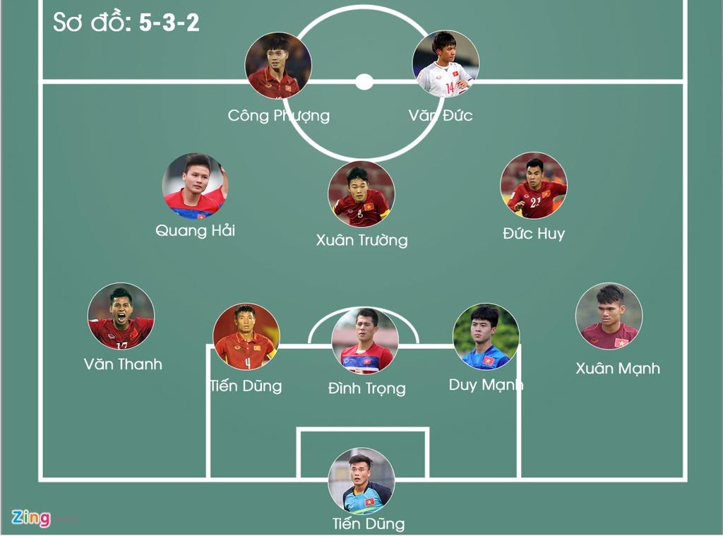 U23 Viet Nam - mot the he dot pha hinh anh 4