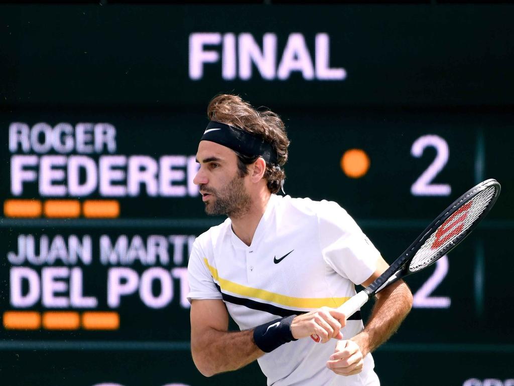 Federer vuot danh hieu Indian Wells anh 3