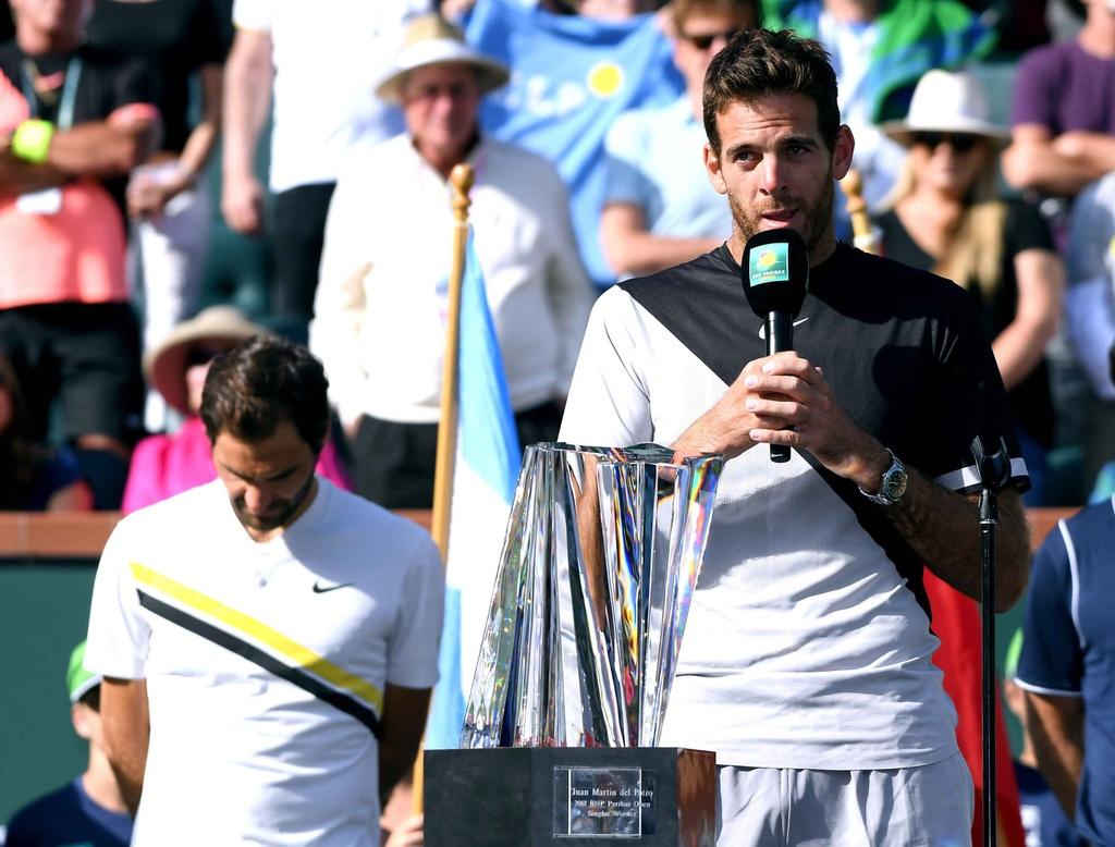 Federer vuot danh hieu Indian Wells anh 12