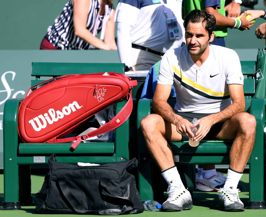 Bo lo 3 co hoi vo dich, Federer vuot danh hieu Indian Wells hinh anh 11