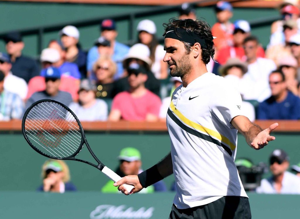 Bo lo 3 co hoi vo dich, Federer vuot danh hieu Indian Wells hinh anh 4