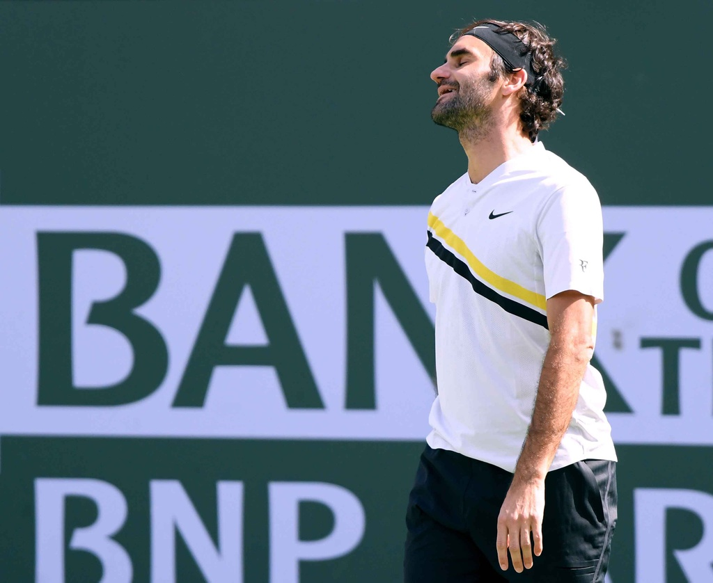 Bo lo 3 co hoi vo dich, Federer vuot danh hieu Indian Wells hinh anh 8