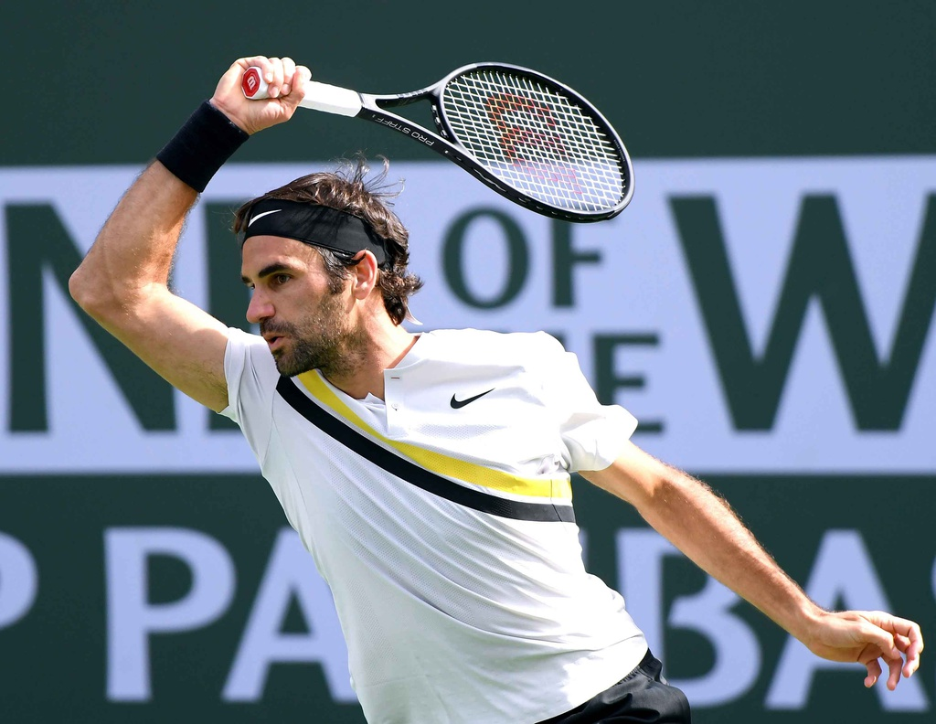 Bo lo 3 co hoi vo dich, Federer vuot danh hieu Indian Wells hinh anh 6