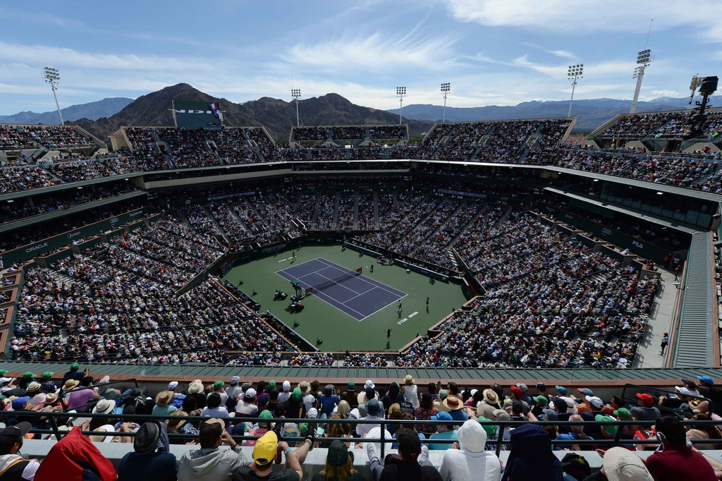 Bo lo 3 co hoi vo dich, Federer vuot danh hieu Indian Wells hinh anh 1