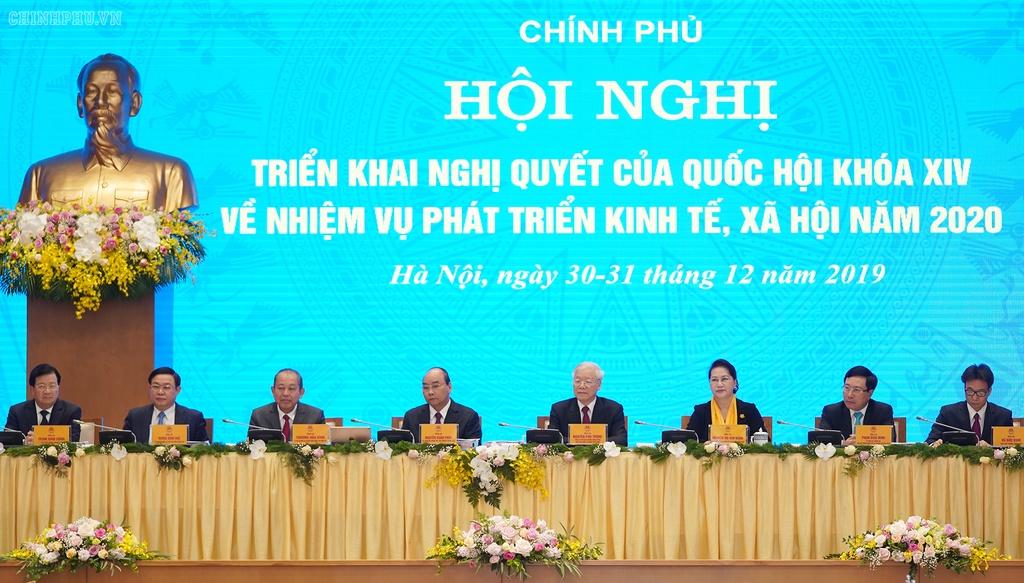Tong bi thu cung nhieu lanh dao du hoi nghi Chinh phu voi dia phuong hinh anh 4 anh4.jpg