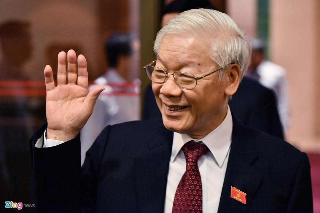 Thong diep nam moi cua Tong bi thu Nguyen Phu Trong hinh anh 1 tbt.jpg