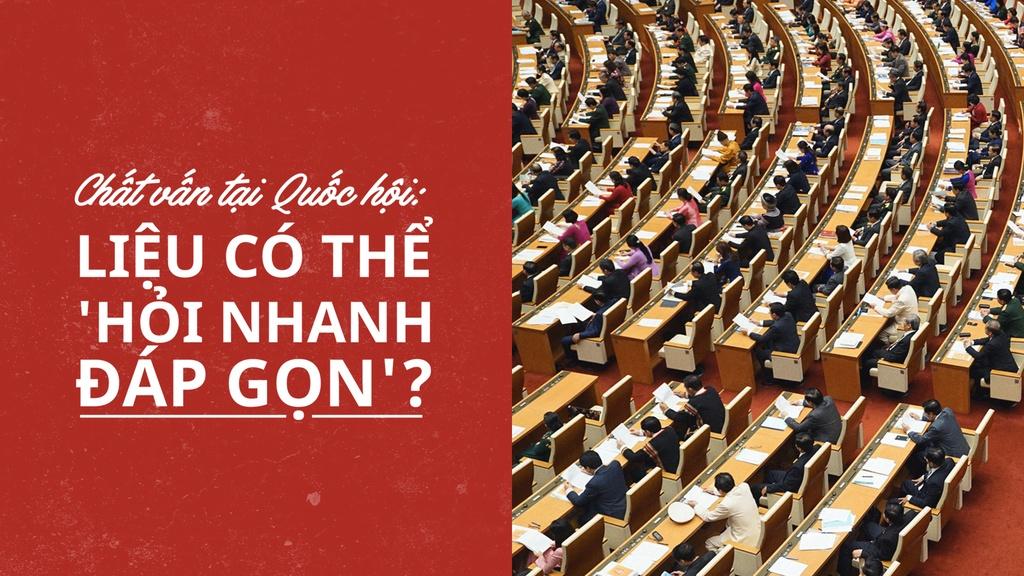 Chat van tai Quoc hoi: Lieu co the 'hoi nhanh dap gon'? hinh anh 2