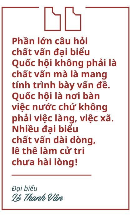Chat van tai Quoc hoi: Lieu co the 'hoi nhanh dap gon'? hinh anh 5