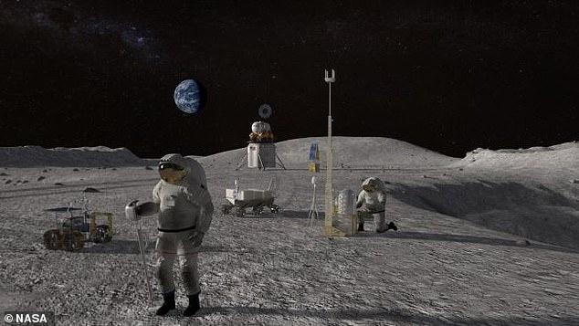 Su menh Artemis cua NASA duoc trao cho cong ty cua Elon Musk va Jeff Bezos anh 2