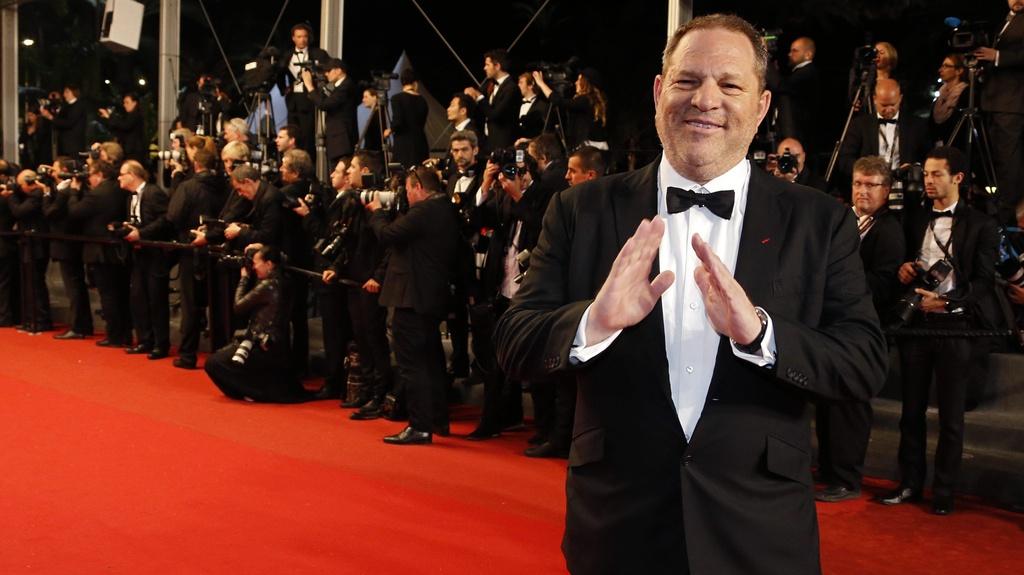 Nu dao dien to Harvey Weinstein tai Cannes anh 3