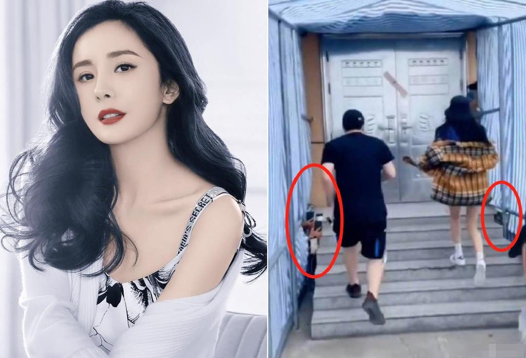 Dương Mịch bị chụp trộm ảnh phản cảm và vấn nạn ở showbiz Trung Quốc