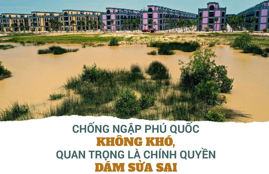 'De Phu Quoc ngap la dieu khong the chap nhan' hinh anh 1 'Để phú quốc ngập là điều không thể chấp nhận' - coverTS3_1 - 'Để Phú Quốc ngập là điều không thể chấp nhận'