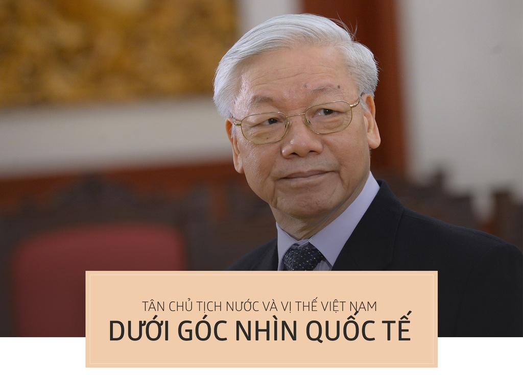 Tan Chu tich nuoc va vi the Viet Nam qua goc nhin quoc te hinh anh 1
