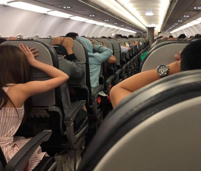"""Trải nghiệm """"nhớ đời"""" trên chuyến bay VietJet – Thời sự"""
