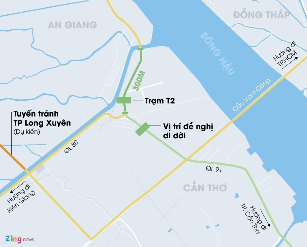 Phai nop phi vo ly qua tram T2, nguoi dan co the khoi kien Bo GTVT hinh anh 1