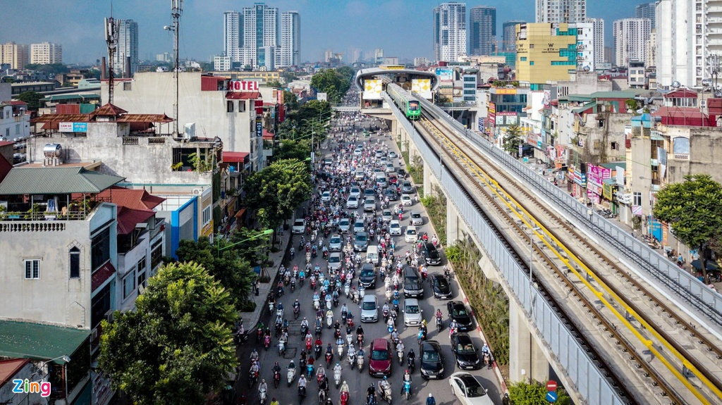 Vì sao đường sắt Cát Linh – Hà Đông chạy thử hơn 1 năm vẫn chưa xong?