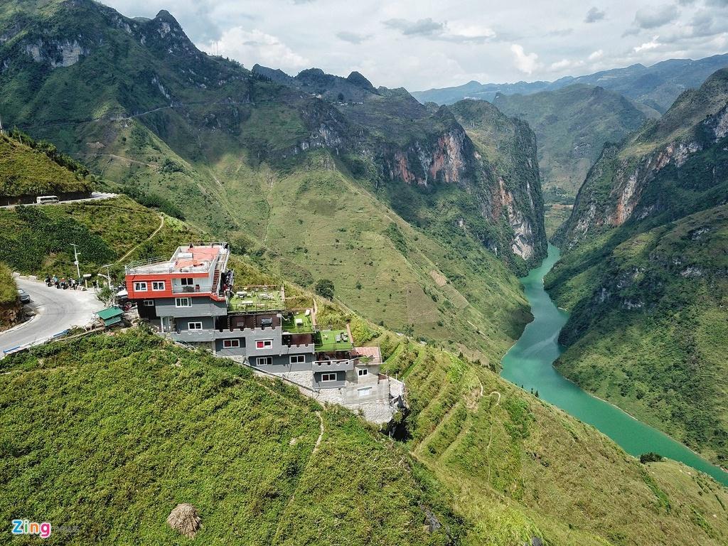 Dai dien UNESCO: Khach san Ma Pi Leng la 'bat ngo dang buon' hinh anh 1