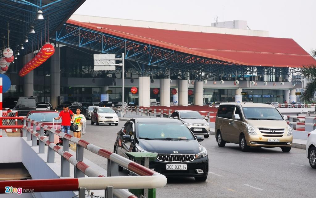 Nhà ga T1 sân bay Nội Bài. Ảnh: Ngọc Tân.