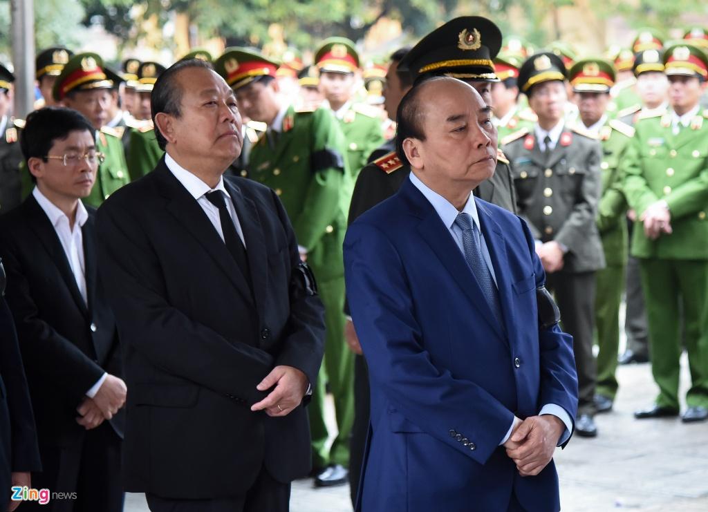 Thu tuong vieng 3 canh sat hy sinh tai Dong Tam hinh anh 2 dam_tang_dong_tam_zing_1_.jpg