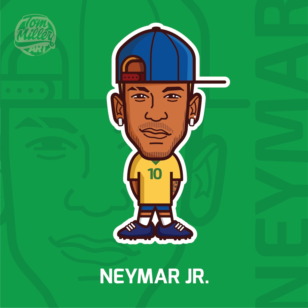 Nhung dieu thu vi co the ban chua biet ve Neymar hinh anh 5