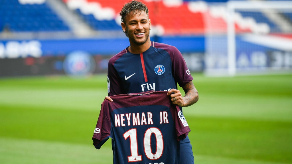 Nhung dieu thu vi co the ban chua biet ve Neymar hinh anh 6
