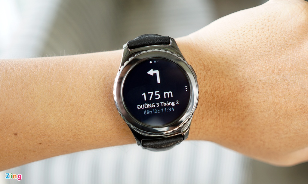Danh gia Samsung Gear S2: Xung dang thay the Apple Watch hinh anh 4