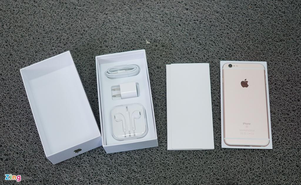 iPhone 6S Plus nhai dung cong Lightning gia 2,9 trieu o VN hinh anh 2