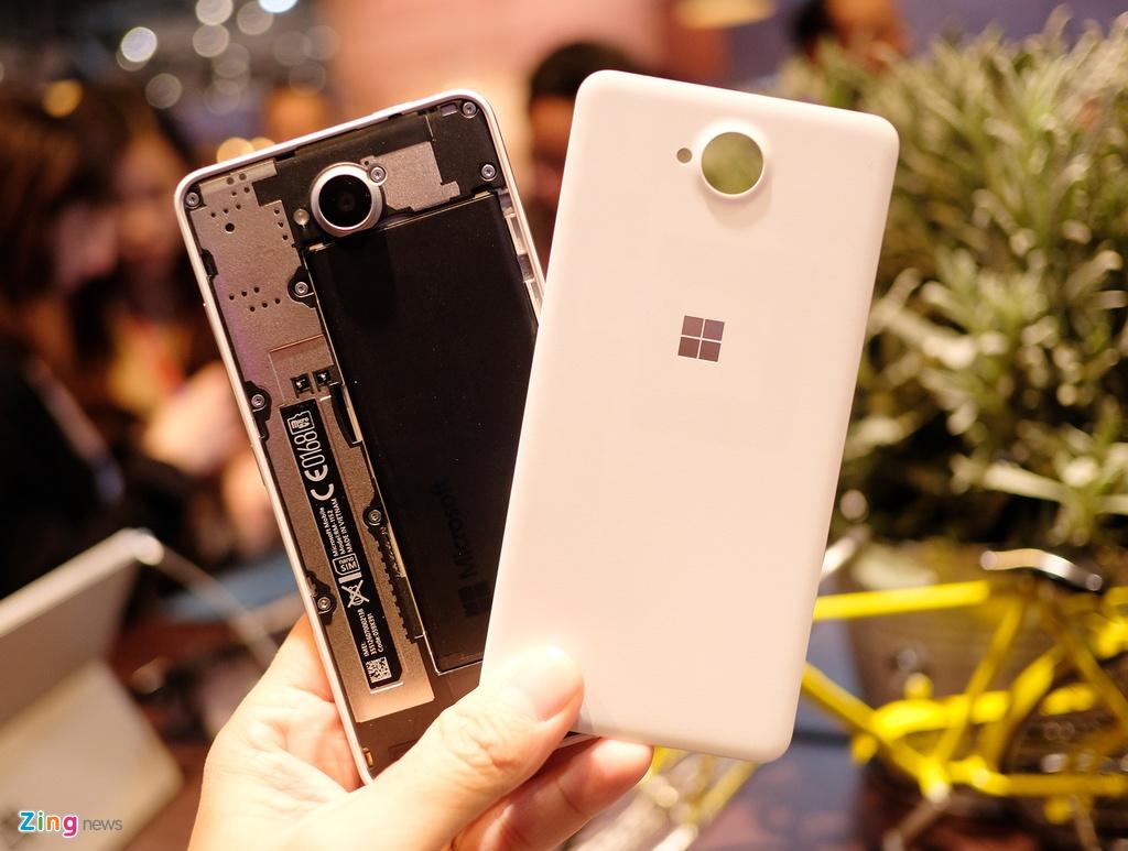 Lumia 650 vo kim loai, dang mong xuat hien tai MWC 2016 hinh anh 8