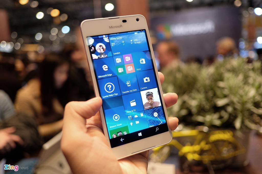 Lumia 650 vo kim loai, dang mong xuat hien tai MWC 2016 hinh anh 9