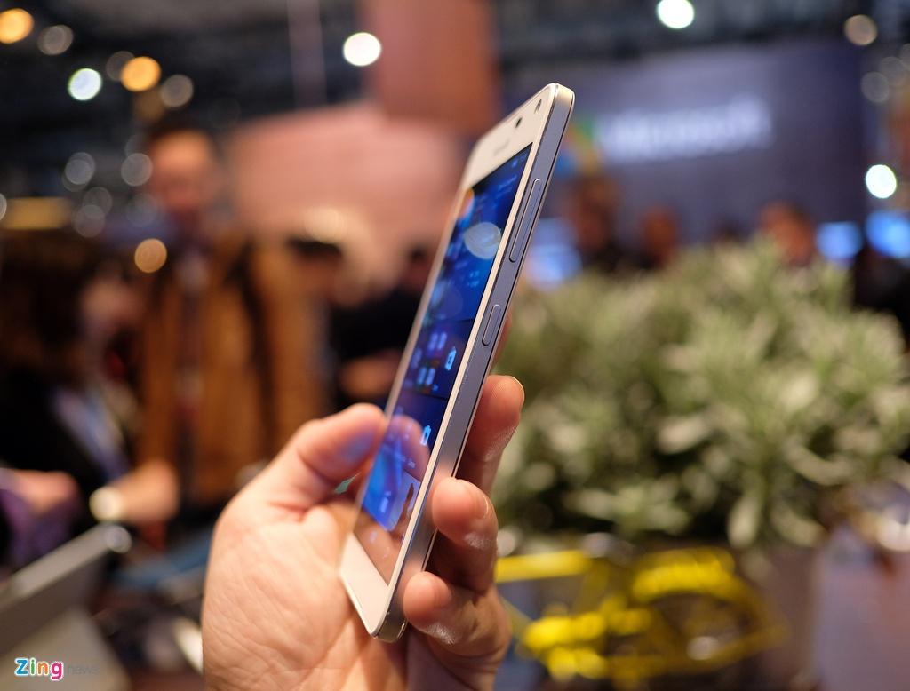Lumia 650 vo kim loai, dang mong xuat hien tai MWC 2016 hinh anh 6
