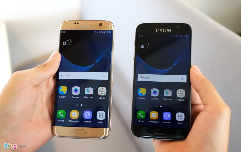 Mo hop Galaxy S7 va S7 edge sap ban o Viet Nam hinh anh 13