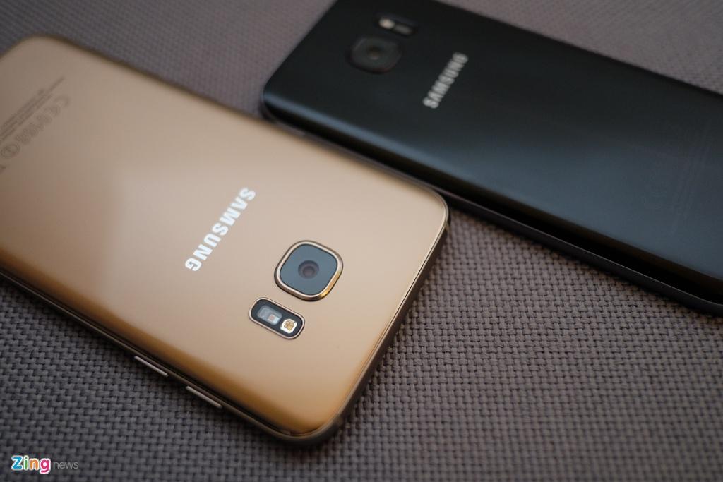 Mo hop Galaxy S7 va S7 edge sap ban o Viet Nam hinh anh 8