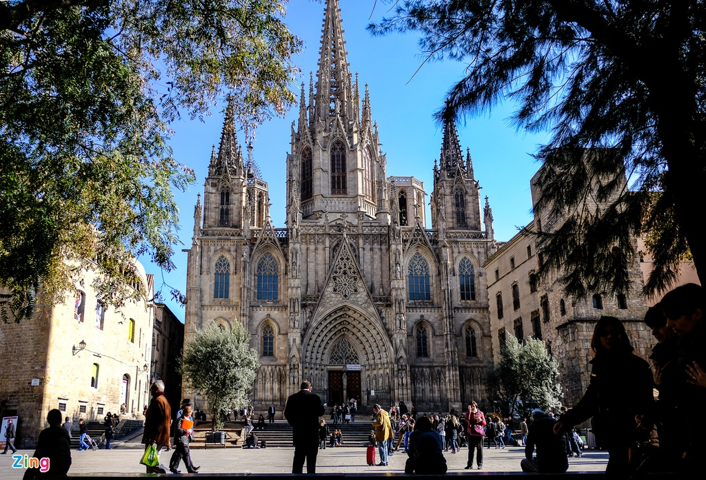 Anh Barcelona chup tu may anh Fujifilm X-Pro 2 hinh anh 10