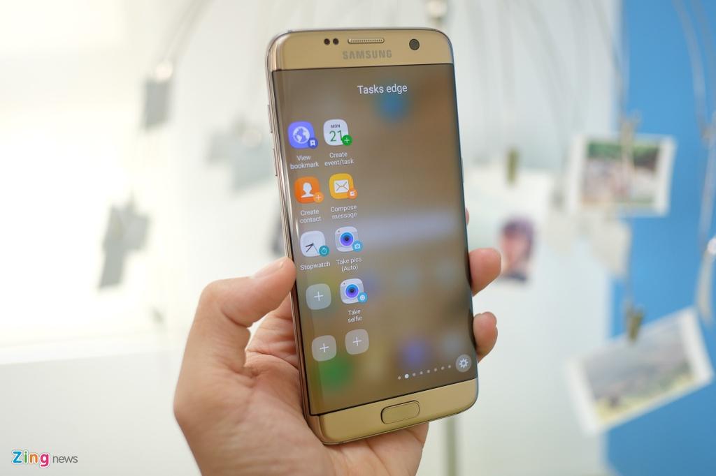 Danh gia Galaxy S7 va S7 edge: Kiet tac gan hoan hao hinh anh 2